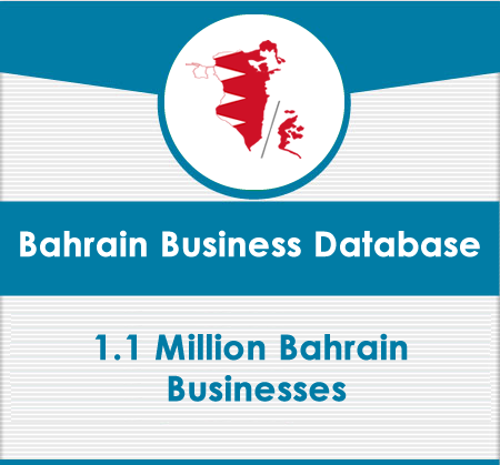 Bahrain Business Data card