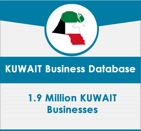 Kuwait Business Data card