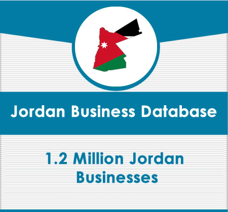Jordan Business Data card