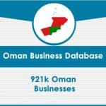 Oman Business Database